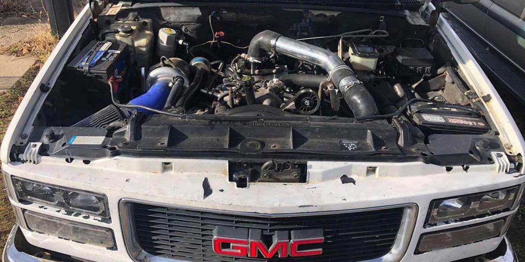 préparation moteur diesel